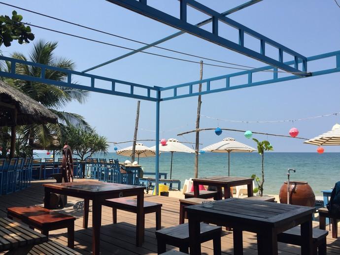 Rory's Beach Bar, Long Beach, Phu Quoc