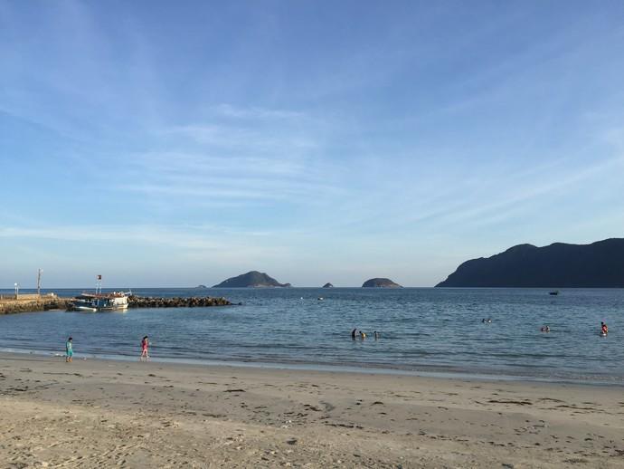 Lo Voi Beach, Con Dao