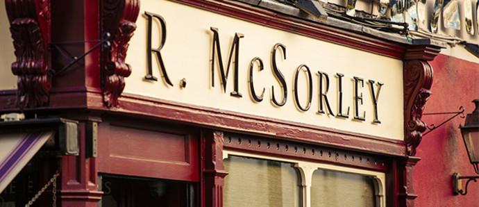 McSorleys-Ranelagh