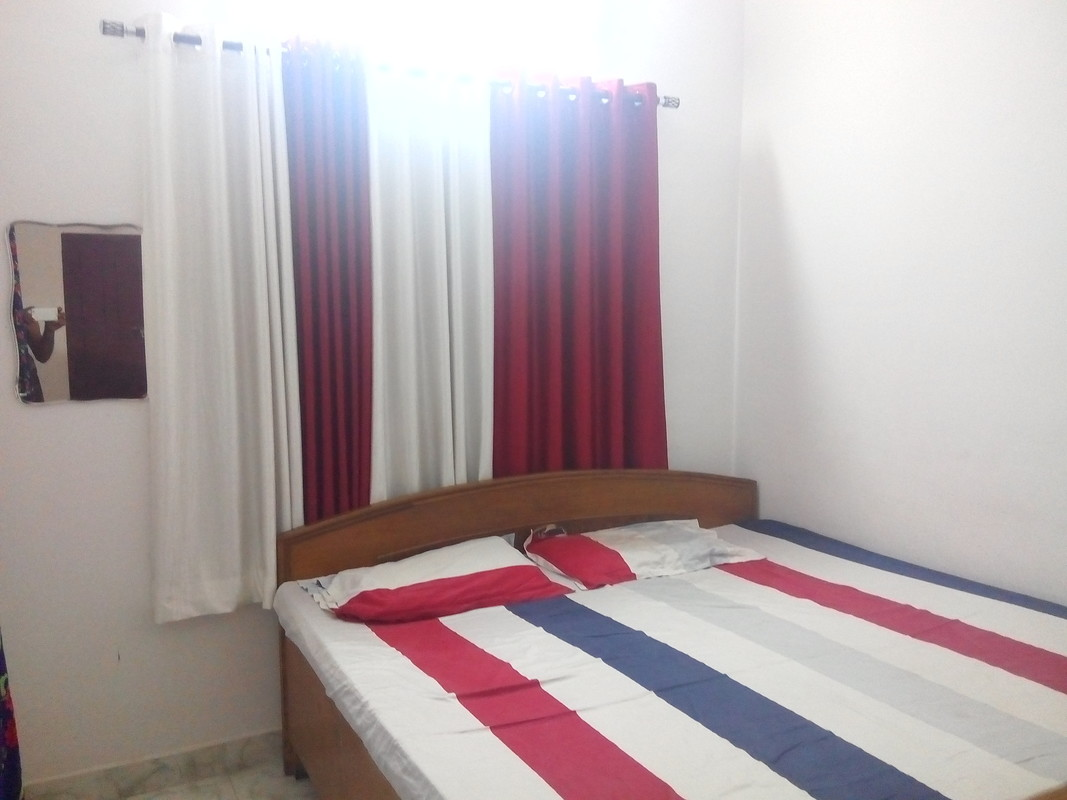 1 Bed room
