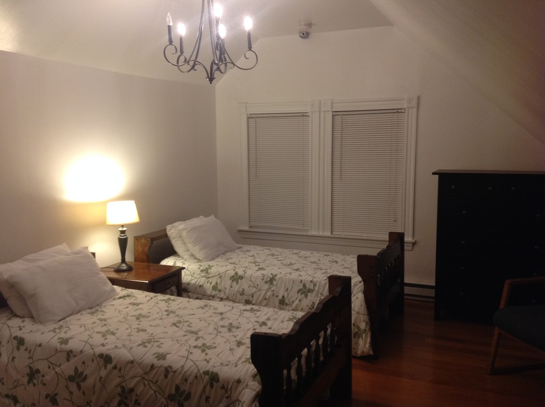 Large Bedroom with walking closet