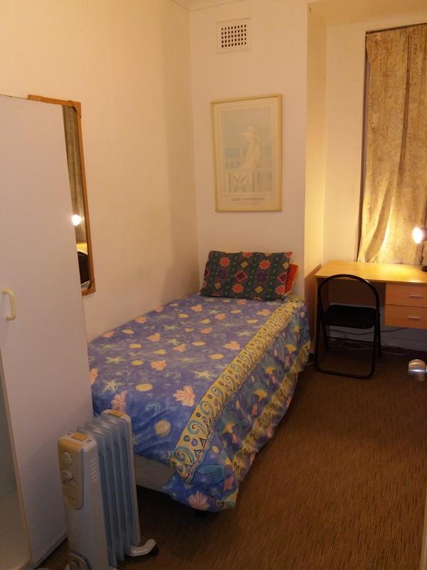 Single furnished room