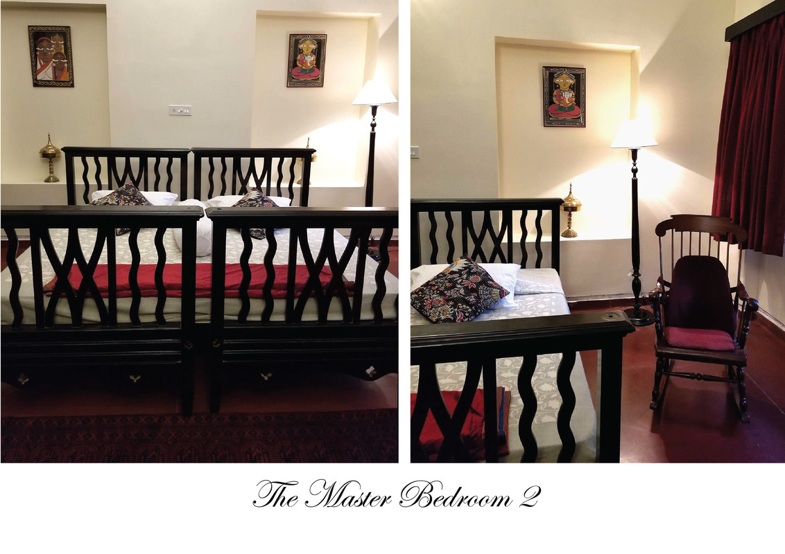 The Deluxe Vintage Room