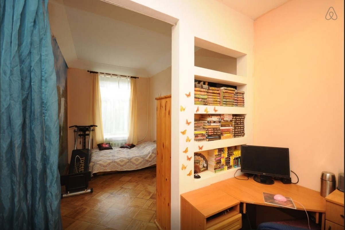 Park-view room