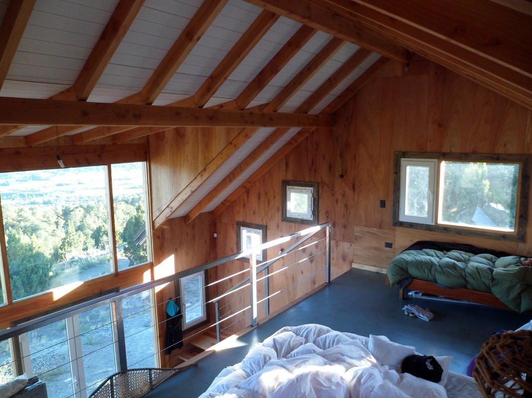 Dormitorio Un Vistón