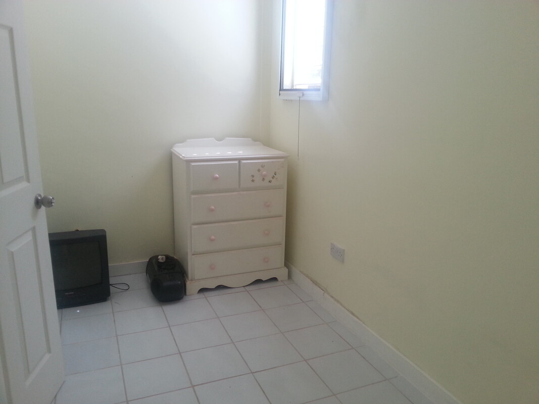 Very small single room