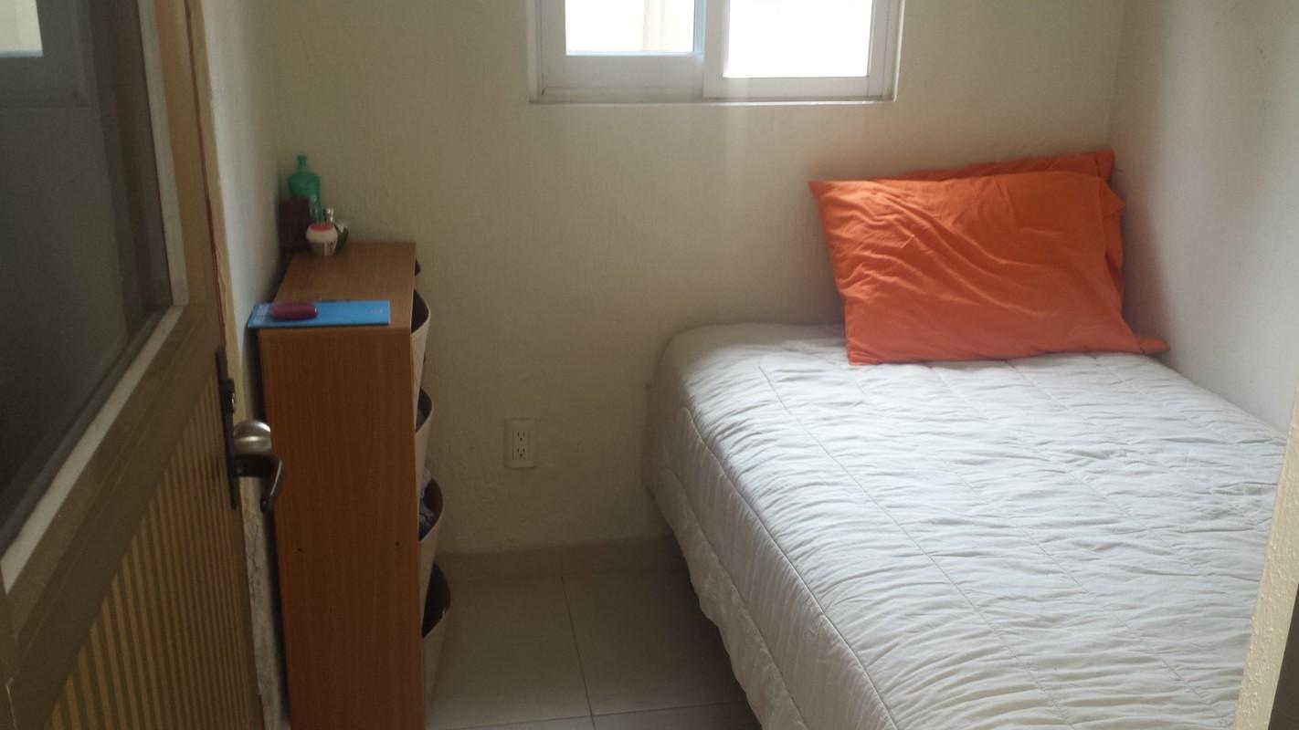 single room downstairs