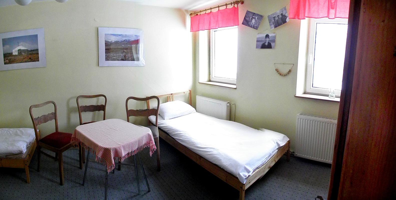 Nomads room