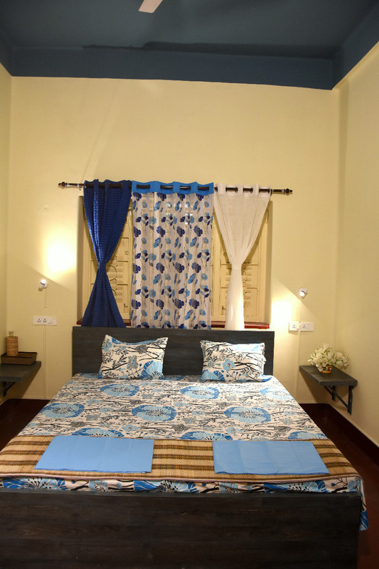 Double King bed room