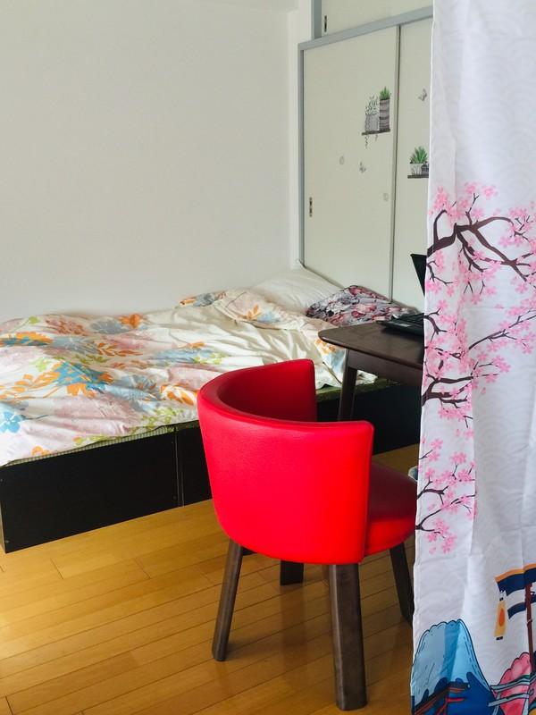 Spacious room(Studio type)