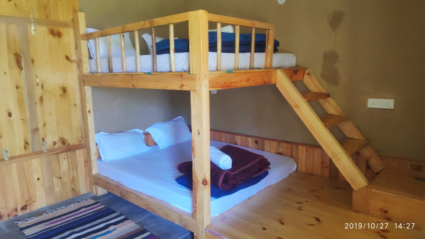 Himalayan Brothers Bunk Bed Family