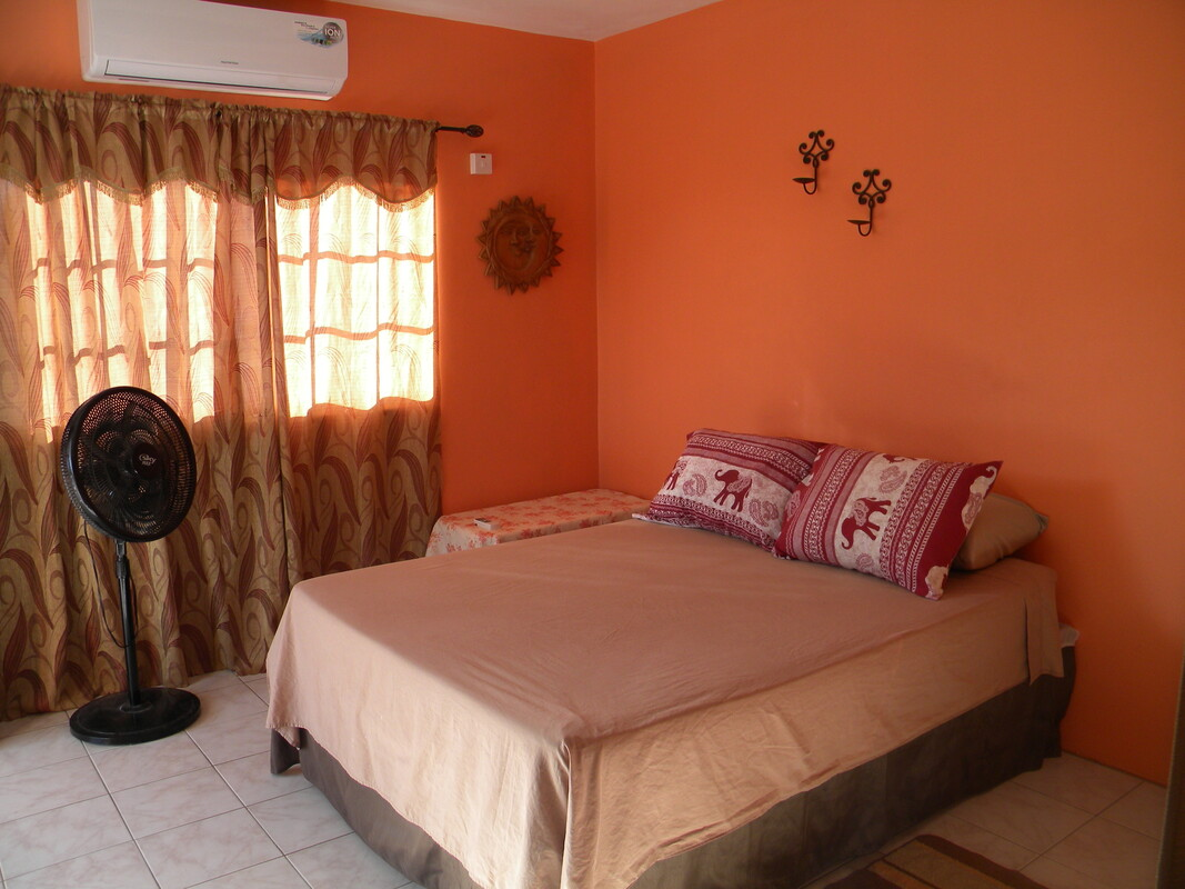 Private balcony room