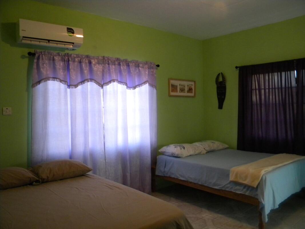 2 Bedroom, adjoining suite