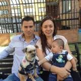 Família anfitriã em Colina Campestre, Bogota, Colombia