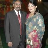 Famiglia a Part I, New Delhi, India