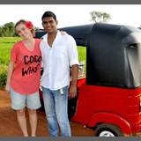 Hébergement chez Ruwan à Sigiriya, Sri Lanka