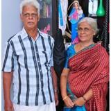 Host Family in Palaruvi,Varkala,Perumathura,private Beach, Menamkulam, India