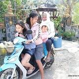 Famiglia a Phimai, KHON KAEN, Thailand