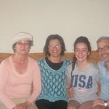Famille d'accueil à Bombarda Monsalud, Zaragoza, Spain