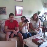 Família anfitriã Rosa em Seville, Spain