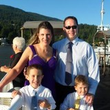 Host Family in Willoughby, Langley, Canada