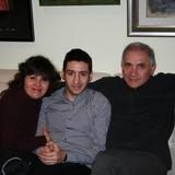 Homestay Host Family Sergio in Foggia, Italy
