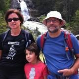 Famille d'accueil à Loporzano, Spain