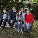 Família anfitriã em Vienne, France