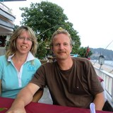 Famiglia a Siegen, Netphen, Germany
