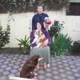 Famiglia a Clarence Gardens, Adelaide, Australia