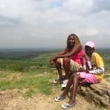 Famiglia a Maai Mahiu, Maai Mahiu, Kenya