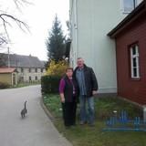 Famiglia a Bülzig / Woltersdorf, Zahna - Elster, Germany