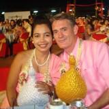 Familia anfitriona de Homestay Eddy en Ban Chang, Thailand