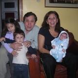 Famiglia a Quinta Seccion, Mendoza, Argentina