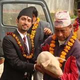 Host Family in Ganu Baba School, Pokhara, Nepal