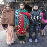 Famille d'accueil à Patan, alitpur, Nepal