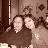 Familia anfitriona en Tlahuac, Distrito Federal, Mexico