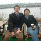 Familia anfitriona en Wuhou, Chengdu, China