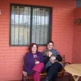 Host Family in Villa La Florida, La Serena, Chile