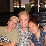 Familia anfitriona en Ban Taad, Udon Thani, Thailand