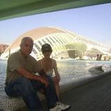 Famille d'accueil à Alfahuir, Valencia, Spain
