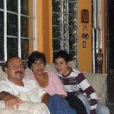 Famiglia a Sepultura1 Masaguas, Guanajuato, Mexico