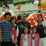 Gastfamilie in Simei, Singapore, Singapore