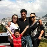 Homestay-Gastfamilie Silvia in valle , Ecuador