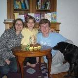 Familia anfitriona de Homestay Wendy en Antibes, France