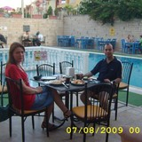 Host Family in Basinsitesi, Izmir, Turkey