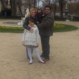 Gastfamilie in Arganzuela, Madrid, Spain