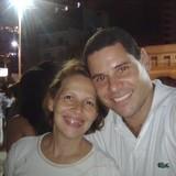 Familia anfitriona en Presidente Epitacio, Brazil
