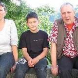 Família anfitriã em Offenbach, Frankfurt, Germany