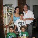 Famiglia a Obispado, Monterrey, Mexico